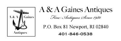 A&A Gaines Antiques | Newport, Rhode Island